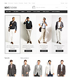 Fashion ZenCart  Template 36149