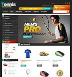 Sport PrestaShop Template 36155