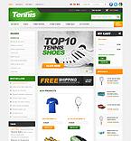 Sport PrestaShop Template 36156