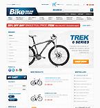 Sport PrestaShop Template 36158