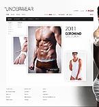 Fashion PrestaShop Template 36161