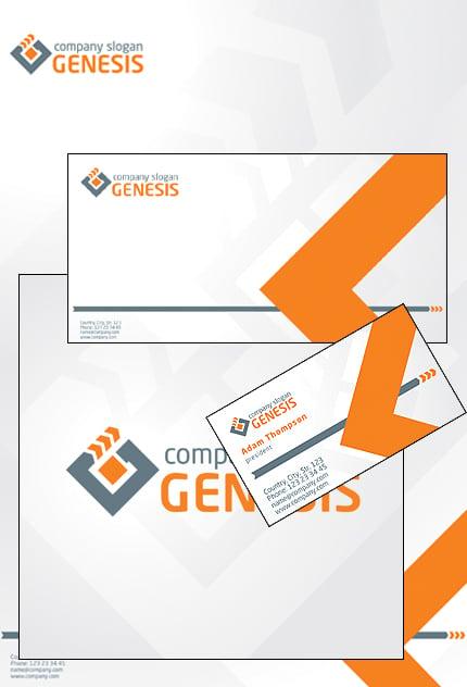 Corporate Identity 36168 Screenshot