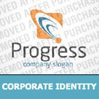 Corporate Identity Template 36328