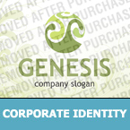 Corporate Identity Template 36347