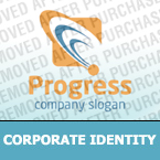 Corporate Identity #36348 | TemplateDigitale.com