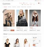 Fashion PrestaShop Template 36399