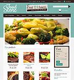 Food & Drink PrestaShop Template 36401