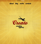 Web design Drupal  Template 36423