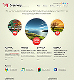 Art & Photography Turnkey Websites 2.0 Template 36429