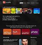 Art & Photography Turnkey Websites 2.0 Template 36431