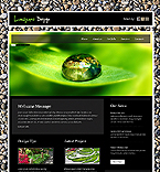 Art & Photography Turnkey Websites 2.0 Template 36432