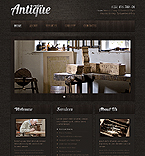 Turnkey Website: Business Hosting Art & Photography Low Budget Clean Style Full Package Zero Downloads Swish Animated PhpBB3 Black Templates Antique Templates