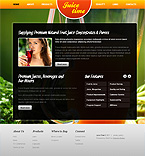 Art & Photography Turnkey Websites 2.0 Template 36434