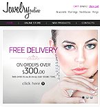 Jewelry Facebook Flash  Template 36456