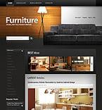 Furniture Drupal  Template 36462