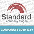 Corporate Identity #36463 | TemplateDigitale.com