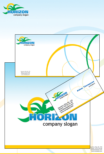 Corporate Identity 36465 Screenshot