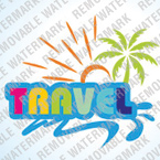 Travel Logo  Template 36468