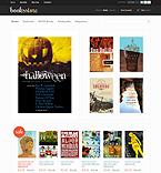 Books PrestaShop Template 36490