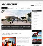 Architecture Drupal  Template 36533