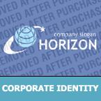 Corporate Identity Template 36540