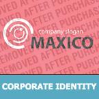 Corporate Identity Template 36544