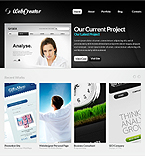 Web design Drupal  Template 36625
