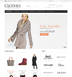 Fashion PrestaShop Template 36665