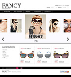 Fashion osCommerce  Template 36713