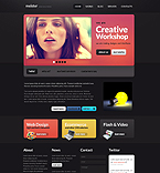 Web design Drupal  Template 36728
