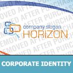 Corporate Identity Template 36739