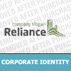 Corporate Identity #36740 | TemplateDigitale.com