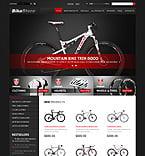 Sport ZenCart  Template 36811