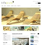 Furniture Drupal  Template 36889