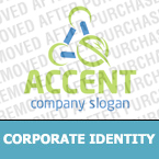 Corporate Identity #36912 | TemplateDigitale.com