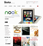 Books PrestaShop Template 36973