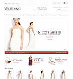 Wedding PrestaShop Template 36975