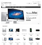 Computers PrestaShop Template 36977