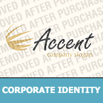 Corporate Identity #36997 | TemplateDigitale.com