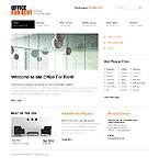 Website  Template 37015