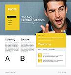 Website  Template 37016