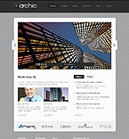 Architecture Website  Template 37019