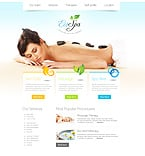 Beauty PSD  Template 37042