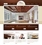 Furniture PSD  Template 37050