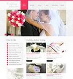 Wedding PSD  Template 37054