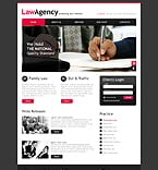 Law PSD  Template 37055