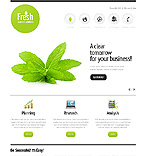 Website  Template 37071