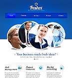 Website  Template 37075