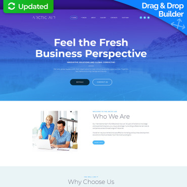 Website builder templates website templates motocms business startup template image 65555 cheaphphosting Gallery