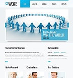 Website  Template 37103